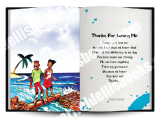 Jamaica Greeting Cards:  Thanks For Lovng Me