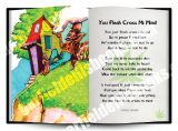 Jamaica Greeting Cards:  You Flash Cross Mi Mind