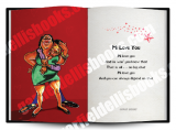 Jamaica Greeting Cards:  Mi Love You